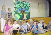 Art project benefits Tree of Life