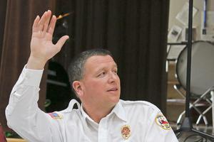 Fire Chief David
