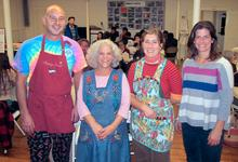 GSA students help bring local foods to Simmering Pot