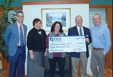 First National Bank supports new Blue Hill YMCA