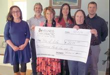 Wellness Chiropractic gives back