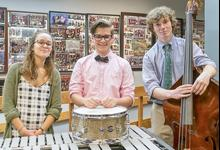 All-State musicians