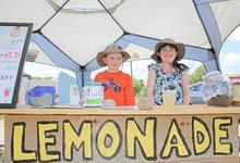 Lemonade at Misty Morning Farm