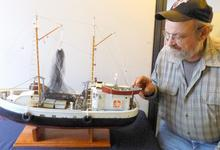 Model boat raffle to benefit food pantry