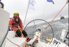 Sailing the Atlantic Ocean