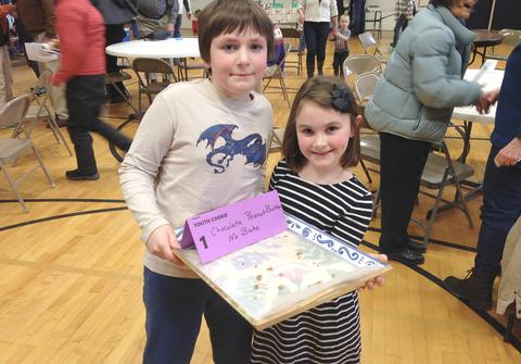 Youth Cookie winners