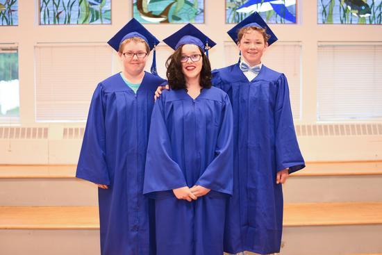Brooklin School Class of 2019