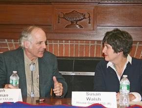 Ralph Chapman and Sue Walsh