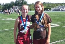GSA cross country girls take first at Maine Open
