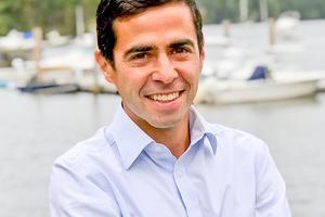 Senate candidate Louie Luchini