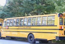 Blue Hill bus