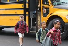 Back to school in Blue Hill