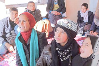 Street Kids School, Kabul