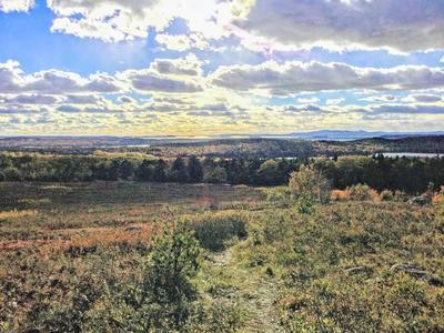 Fall view on Caterpillar Hill