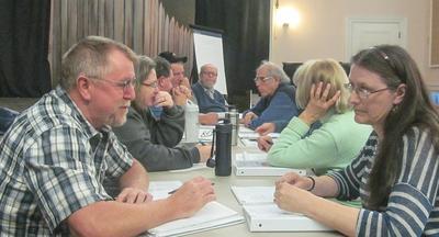 Falls Bridge discussion