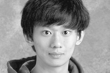 """Yian """"Albert"""" Zhang - first honor essayist"""