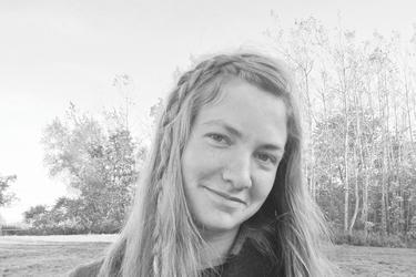 Eliza Grace Broughton - valedictorian