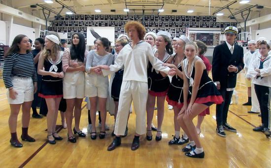 GSA to perform 'Anything Goes'