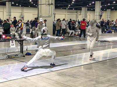 Junior Olympic Fencing Championship