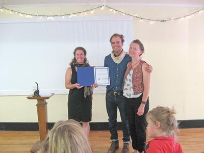Grange Award