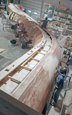 90-foot project