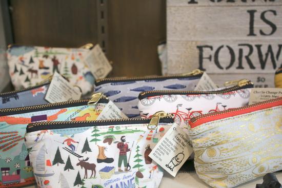 Small purses at Moyo