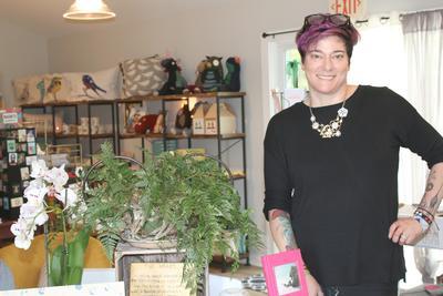 Jill Clendenen at Moyo