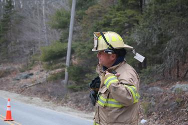 Sedgwick Fire Chief David Carter