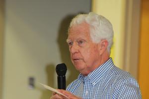 Candidate Ralph Topham