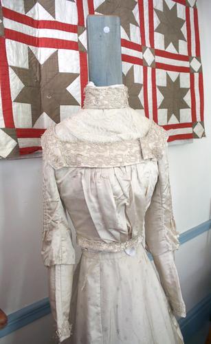 1906 wedding dress