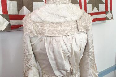 1906 wedding dress