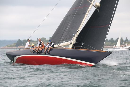 Lark sails through the Reach
