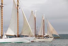 Racing Penobscot Bay