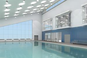 Proposed Blue Hill Fitness Center pool