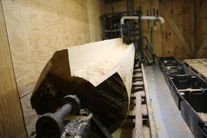 Milling quarter-sawn clapboards