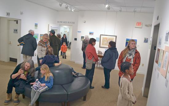 Conserved public land inspires young artists