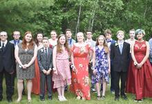 Sedgwick Elementary Class of 2018