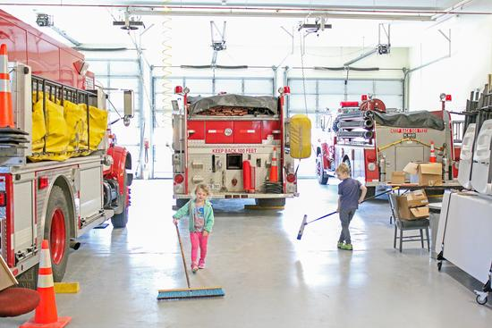 A bigger fire department for Surry
