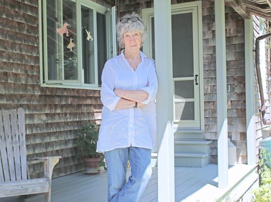 Author Susan Hand Shetterly