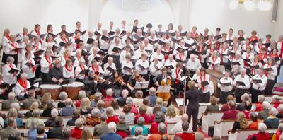The Bagaduce Chorale sets Spring 2014 concert