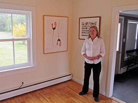 Kingman Gallery opens in Deer Isle