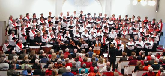 The Bagaduce Chorale to perform holiday concert in Blue Hill