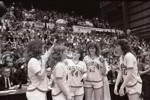 1989 Deer Isle-Stonington Mariners girls basketball team