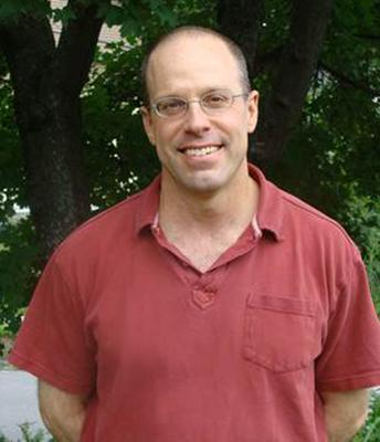 Nick Bennett, staff scientist for the Natural Resources Council of Maine
