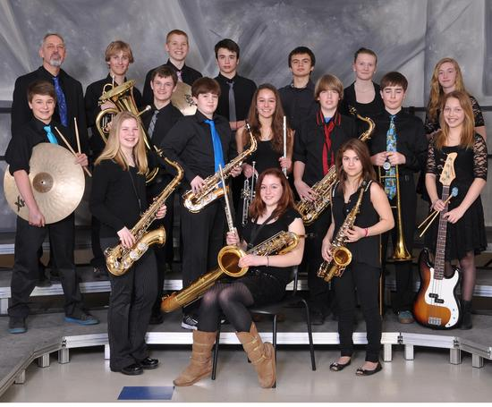Blue Hill jazz band