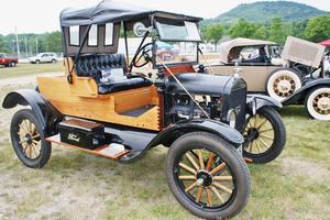 A 1923 Model T