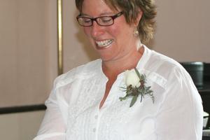 Castine School Board Chairman Kathryn MacArthur