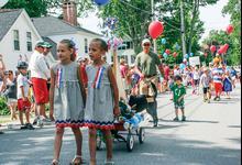 July 4th in Castine