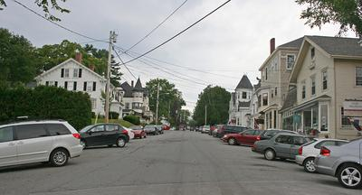 A new Main Street design for Castine