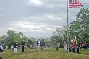 A Castine Memorial Day prayer